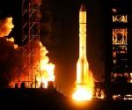 cosmos espacio nave espacial rusa