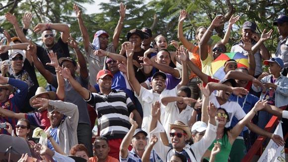 Juego de las Estrellas. Foto: Ismael Francisco/ Cubadebate