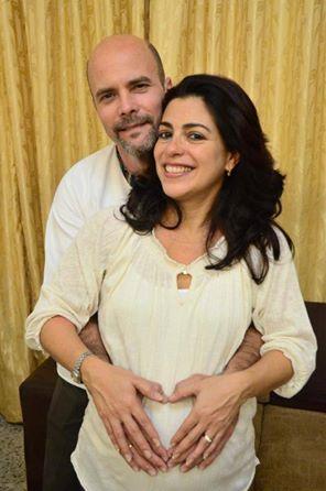 Adriana y Gerardo: A los amigos que comparten nuestra felicidad