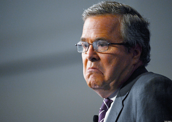 Jeb Bush. Foto: The Huffington Post.