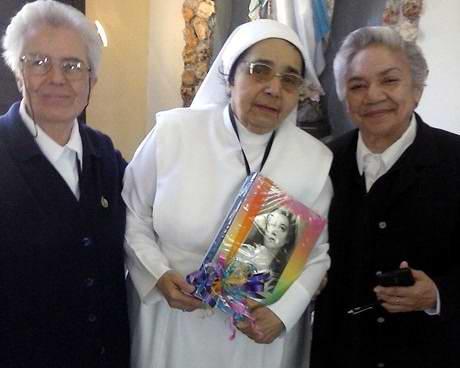 La Hermana Lidia Tores, doctora en Ciencias Médicas. Foto: Mireya Ojeda Cabrera