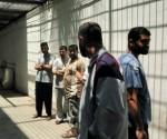 palestinos en cárceles israelíes