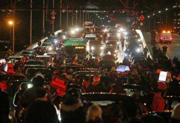 protesta en nueva york por caso eric garner 3