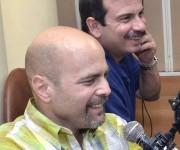 Gerardo y Fernando. Foto: Radio Rebelde/ Facebook