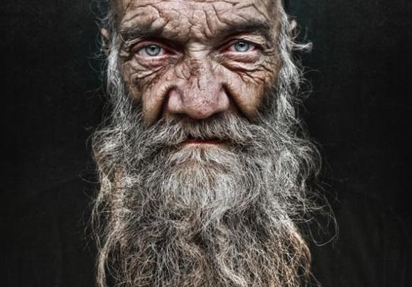 Los usuarios de Flickr también han subido algunos retratos realmente espectaculares. Uno de los más conmovedores que se han tomado en este 2014 ha sido este realizado por LJ. Foto / Flickr.