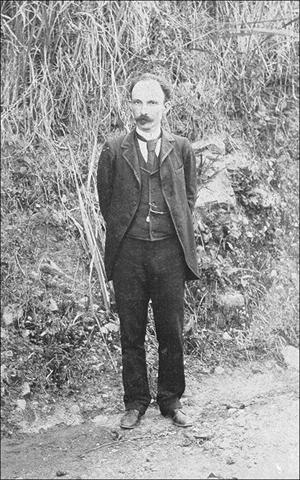 José Martí (Jamaica, octubre de 1892), como parte de sus  periplos por las Antillas en tareas del Partido Revolucionario  Cubano. Foto: ICONOGRAFÍA MARTIANA.