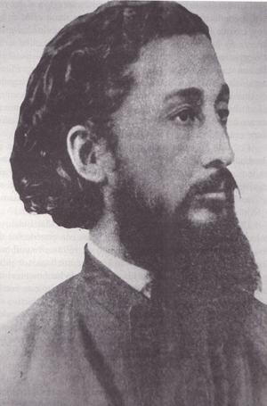 El prócer puertorriqueño Ramón Emeterio Betances fue representante, en París, del Partido Revolucionario Cubano. Foto: Archivo del doctor FÉLIX OJEDA REYES.