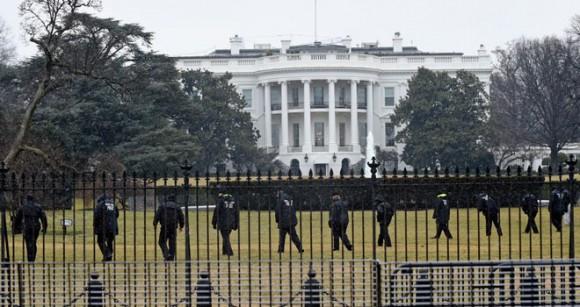 El misterioso aterrizaje de un drone causó revuelo en la Casa Blanca. (Foto: AP)