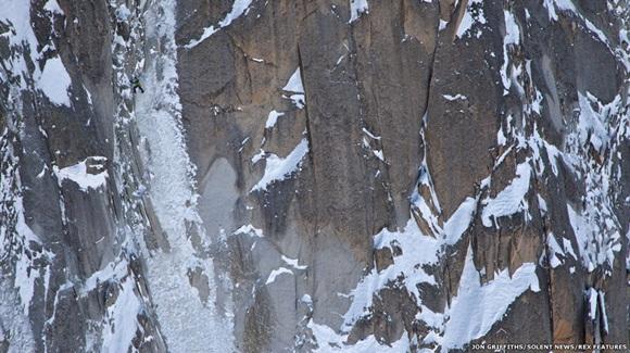 imágenes de la montaña Aiguille du Midi, en el macizo de Mont Blanc  4