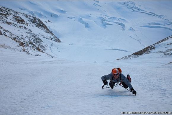 imágenes de la montaña Aiguille du Midi, en el macizo de Mont Blanc  5