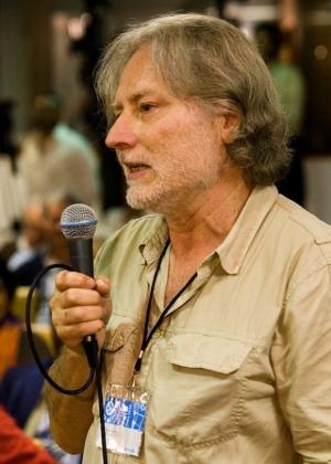 El escritor Carlo Frabetti.