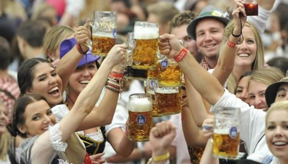Cerveza Alemania Mundial