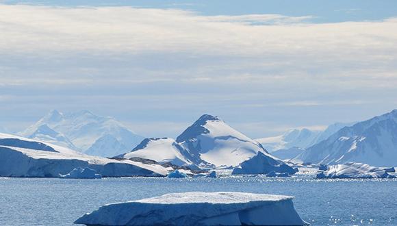 Buscan en la Antártida antibióticos resistentes