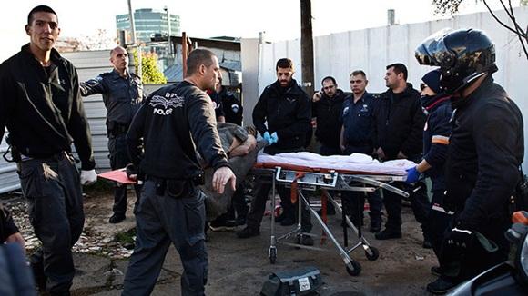 Cuatro de las víctimas se encuentran en estado grave.