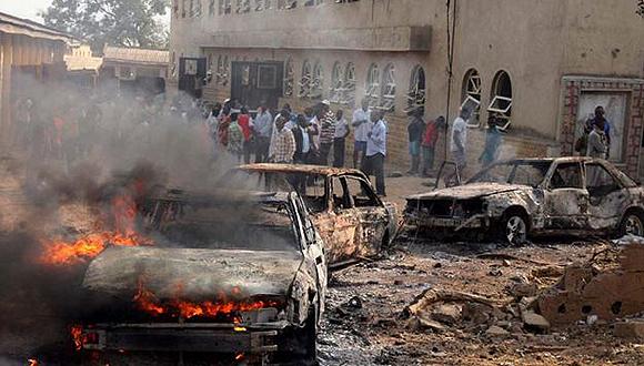 Grupo extremista Boko Haram deja más de dos mil muertos en Nigeria esta semana