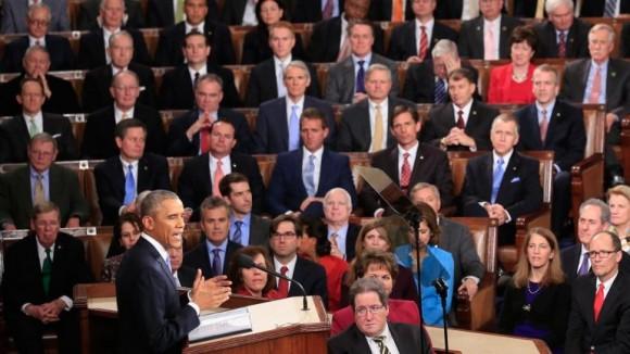 Obama en el estado de la unión 2015