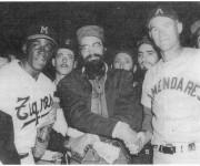 Orestes Miñoso, Felipe Guerra Matos y Rocky Nelson (1959)