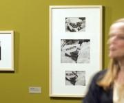 Presentan en Alemania un archivo fotográfico privado de Frida Kahlo. Foto: EFE