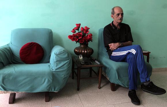 En la casita que levantaron juntos Leonela y Rolando. Foto: Ladyrene Pérez/ Cubadebate