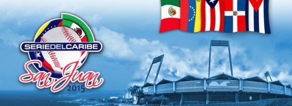 Serie del Caribe san juan 2015