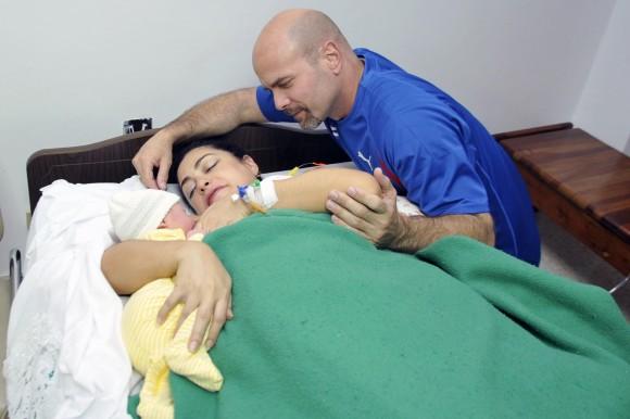Gema, Adriana y Gerardo. Foto: NTV