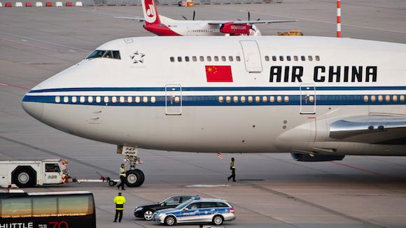 Air China anuncia vuelos directos con Cuba a partir de septiembre