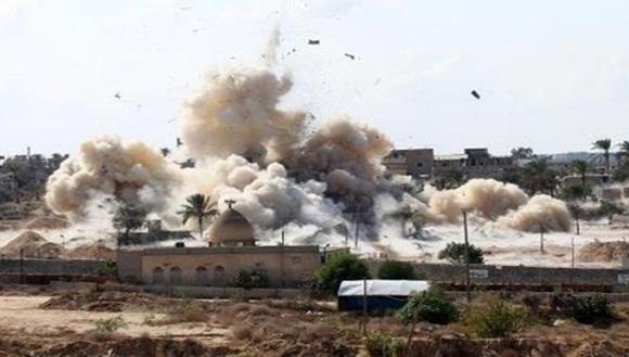 Los ataques, que también dejaron 36 heridos, habrían sido perpetrados por una organización afiliada al autodenominado Estado Islámico (EI) .