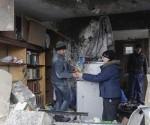 ataques a Donetsk