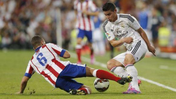 atletico contra real madrid dos