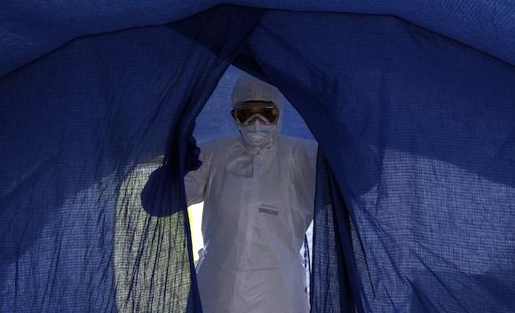 Dalila Martínez, enfermera entrenadora del personal médico cubano que partió a Sierra Leona. Foto: Ladyrene Pérez/ Cubadebate.