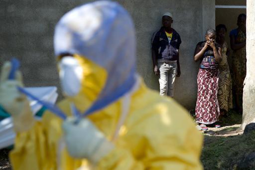 OMS: el ébola aun es preocupante