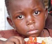 Elizabeth, la niña africana que Ahmed captó con su magnífico lente. Foto: Ahmed Velázquez.