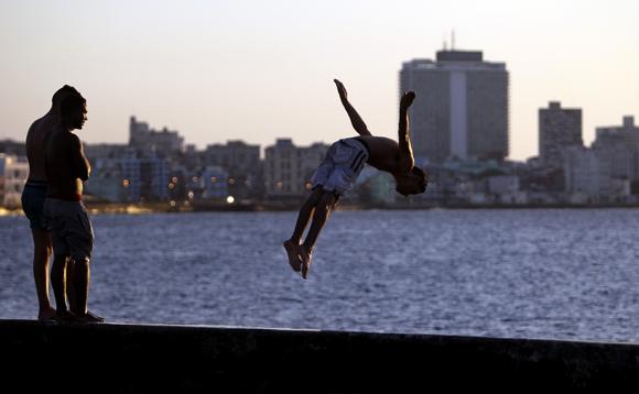 La Habana cumplió 495 años de fundada. Foto: Ladyrene Pérez/ Cubadebate.