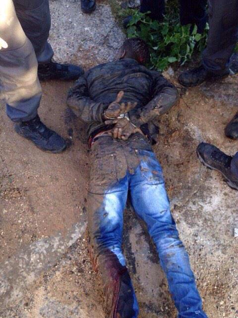 Según la Policía israelí el atacante era un palestino de Cisjordania de 23 años.