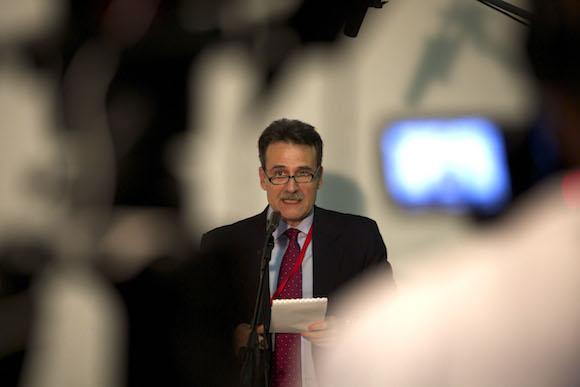 Gustavo Machín. Foto: Ramón Espinosa/ AP