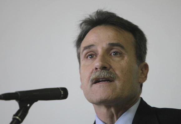 Gustavo Machín, vice-director general de EEUU en el MINREX cubano. Foto: Ismael Francisco/ Cubadebate