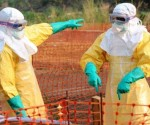 Médicos de diversas países y organizaciones colaboran en la lucha contra el ébola en África Occidental. Foto / Telesur.