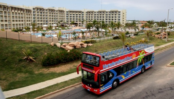 Cuba alcanza cifra récord de 3 millones de turistas. Foto: Ismael Francisco/ Cubadebate.