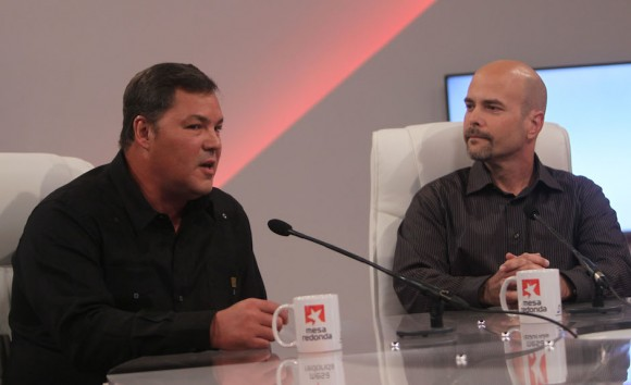 Ramón y Gerardo. Foto: Ismael Francisco/ Cubadebate