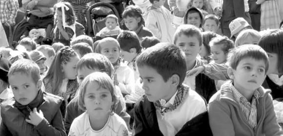 niños y niñas peter pan