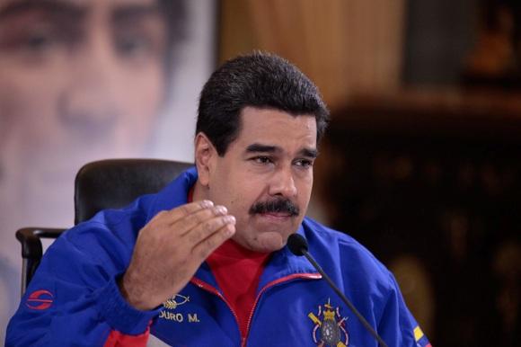 Maduro reitera su disposición al diálogo con la oposición