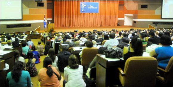 Pedagogía 2015 convoca a educar en valores