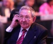 Raúl Castro en la Cumbre de CELAC,