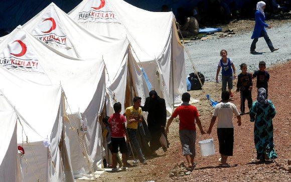 Los sirios constituyen el grupo más grande de refugiados en el mundo tras los palestinos