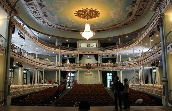 Reinaugurado en La Habana el Teatro Martí. Foto: Ladyrene Pérez/Cubadebate.