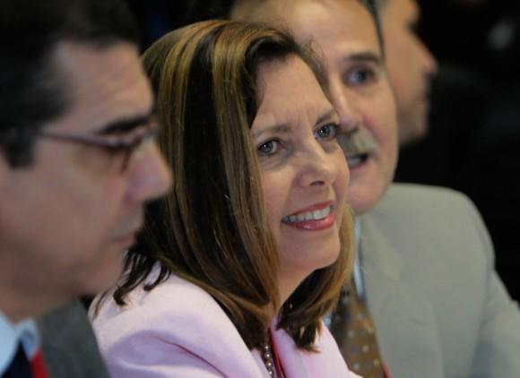 Josefina Vidal, jefa de la delegación cubana. Foto: Ismael Francisco/ Cubadebate