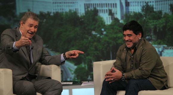 Se despide de Cuba programa De Zurda, de TeleSur