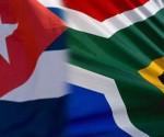 Cuba y Sudáfrica. (Foto: Archivo.)