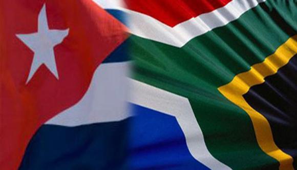 Presidente del Parlamento cubano recibió a su homóloga de Sudáfrica