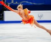 Las imágenes más impresionantes del Europeo de patinaje.